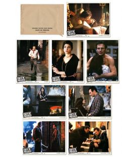 Under Suspicion - Set of 8 French Lobby Card