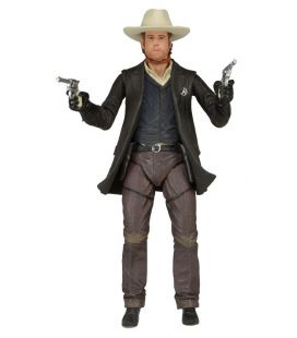 The Lone Ranger - John Reid Action Figure 7""