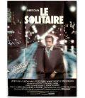 """Le Solitaire - 47"""" x 63"""""""
