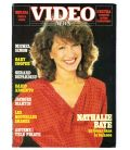 Vidéo News N°19 - Avril 1983 - Magazine français avec Nathalie Baye