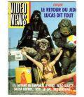 Vidéo News N°24 - Octobre 1983 - Magazine français avec Star Wars