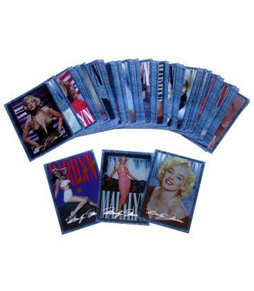 Marilyn Monroe, series 1 - Trading Cards Set