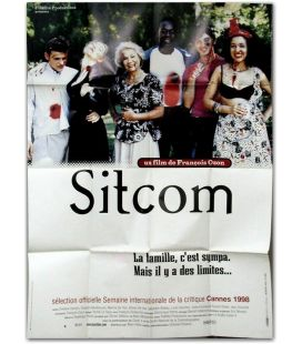 """Sitcom - 47"""" x 63"""""""