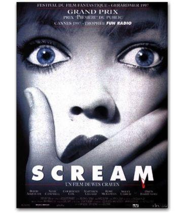 "Scream - 47"" x 63"""