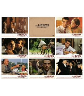A Self Made Hero - Set of 8 Original French Lobby Card
