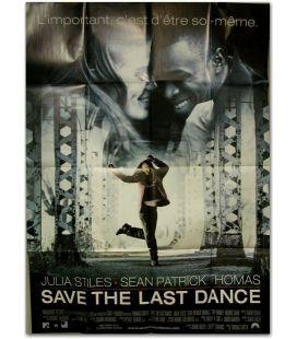 "Save the Last Dance - 47"" x 63"""