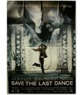 "Save the Last Dance - 47"" x 63"""
