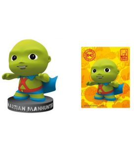 Martian Manhunter - Figurine Little Mates de 2""