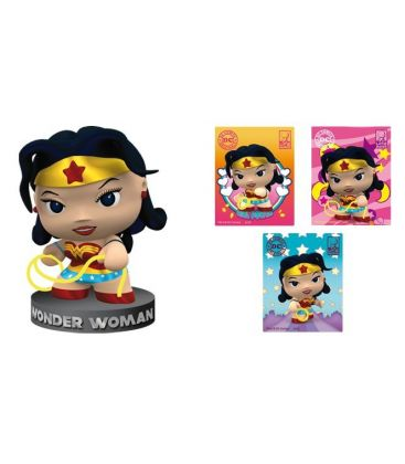 Wonder Woman - Figurine Little Mates de 2""