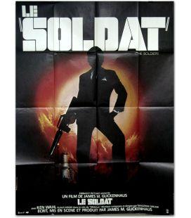 """Le Soldat - 47"""" x 63"""""""