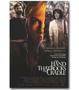 "The Hand That Rocks the Cradle - 27"" x 40"" - Original US Poster"