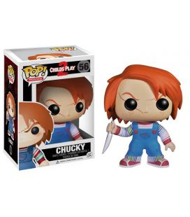 Chucky, la poupée de sang - Chucky - Figurine Pop! Movies