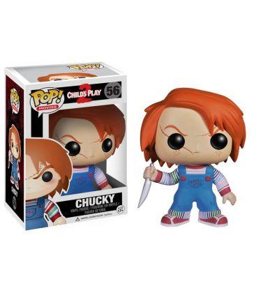 Chucky, la poupée de sang - Chucky - Figurine Pop!