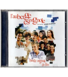 L'auberge espagnole - Trame sonore - CD