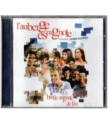 Chinese Puzzle - Soundtrack - CD
