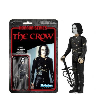 The Crow - Eric Draven - Figurine rétro ReAction