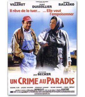 """Un crime au paradis - 47"""" x 63"""""""