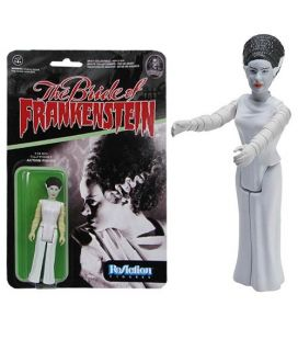 La Fiancée de Frankenstein - Figurine rétro ReAction