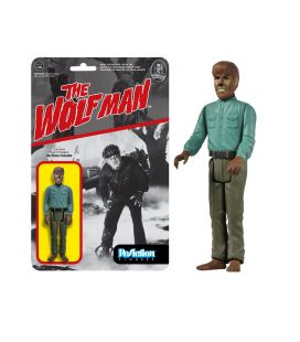 The Wolf Man - ReAction Retro Figure