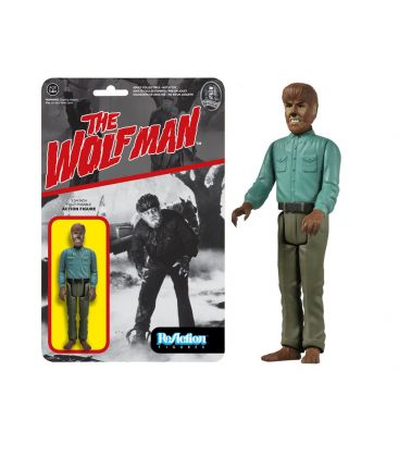 The Wolf Man - ReAction Retro Figure