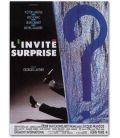 """L'Invité surprise - 47"""" x 63"""""""