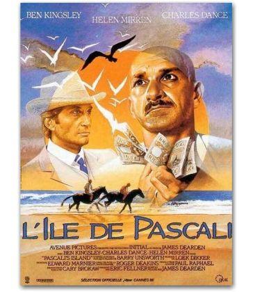 "Pascali's Island - 47"" x 63"""
