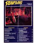 Starlog N°51 - Octobre 1981 - Ancien magazine américain avec Star Wars et Indiana Jones