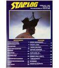 Starlog N°55 - Février 1982 - Ancien magazine américain avec Bandits Bandits