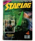 Starlog N°15 - Août 1978 - Ancien magazine américain avec Les survivants de l'infini
