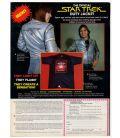 Starlog N°33 - Avril 1980 - Ancien magazine américain avec Kirk Douglas et Farrah Fawcett