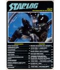 Starlog Magazine N°33 - April 1980 with Kirk Douglas and Farrah Fawcett