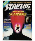 Starlog N°43 - Février 1981 - Ancien magazine américain avec Scanners