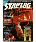 Starlog Magazine N°46 - May 1981 with Clash of the Titans