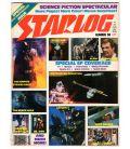 Starlog N°36 - Juillet 1980 - Ancien magazine américain avec Star Wars