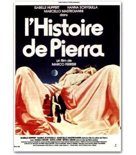 """L'Histoire de Pierra - 47"""" x 63"""""""