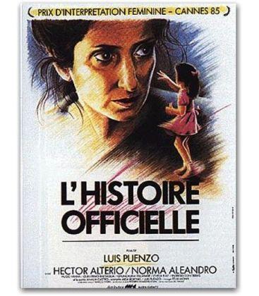 """L'Histoire officielle - 47"""" x 63"""""""