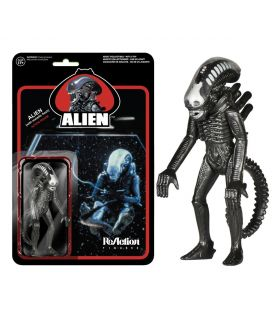Alien - Alien Metallic Flesh - ReAction Retro Figure