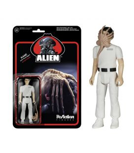 Alien - Kane avec le facehugger - Figurine rétro ReAction