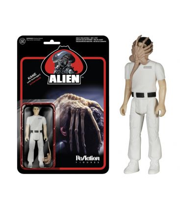 Alien - Kane with facehugger - ReAction Retro Figure