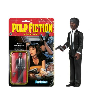 Pulp fiction - Jules Winnfield - Figurine rétro ReAction