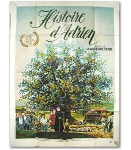 "Histoire d'Adrien - 47"" x 63"""