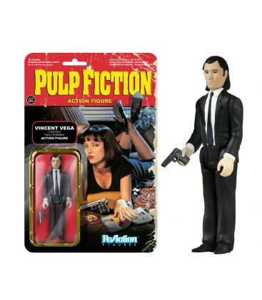 Pulp fiction - Vincent Vega - Figurine rétro ReAction