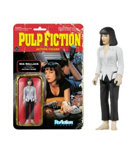 Pulp fiction - Mia Wallace - Figurine rétro ReAction