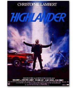 """Highlander - 47"""" x 63"""""""