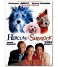 "Hercule et Sherlock - 47"" x 63"""