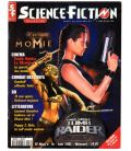 Science Fiction N°16 - Juin 2001 - Magazine français avec Angelina Jolie