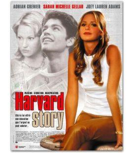 "Harvard story - 47"" x 63"""