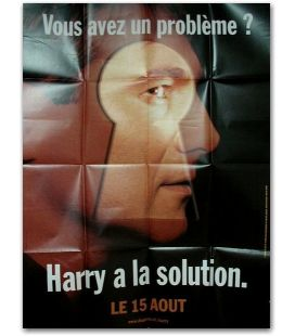 """Harry, un ami qui vous veux du bien - 47"""" x 63"""""""