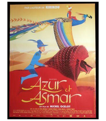 "Azur and Asmar - 16"" x 21"" - Original French Poster"