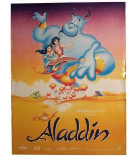 """Aladdin - 16"""" x 21"""" - Affiche originale préventive française"""